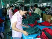 中国労働風景