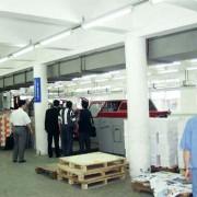 ミュラーマルチニ製上製本ライン機日産4万冊(国営企業の中華印刷有限公司)