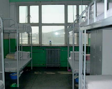 女子寮潜入。中国大連国際合作(集団) © 有限会社田中印刷所