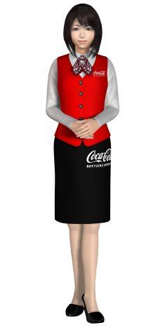「モモ」がコカ・コーラウエスト株式会社に導入