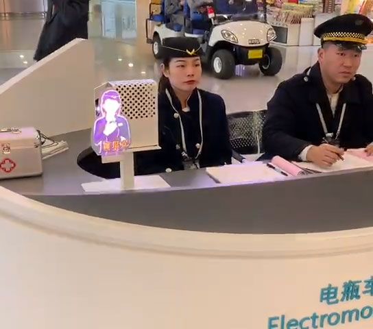 颖星_上海浦東空港