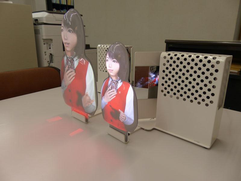 明るさに違いが少しみられます © 有限会社田中印刷所